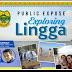Public Expose Exploring Lingga Memperkenalkan Lingga Lewat Road Show