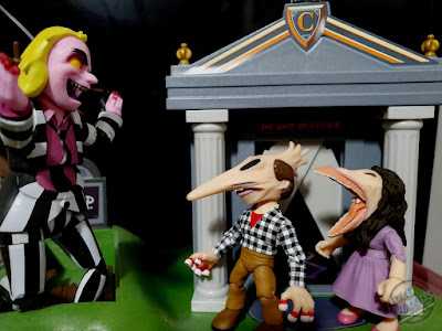 Loyal Subjects BST AXN Beetlejuice Animated Series Action Figure