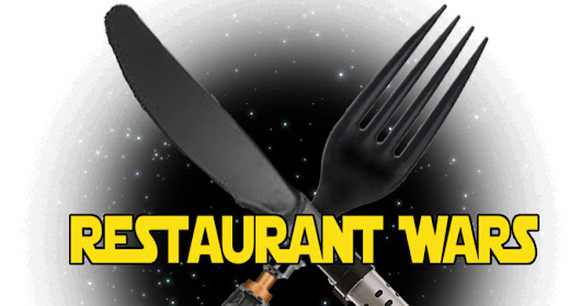 Tretakoff Musings: Restaurant Wars...or are they?