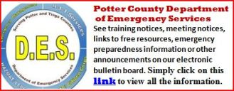 Potter County DES BULLETIN BOARD LINK
