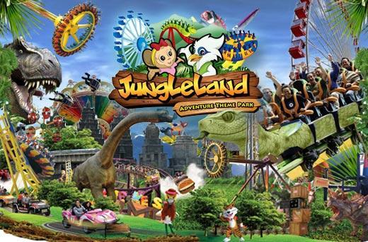 6 Taman Hiburan di Indonesia yang Tak Kalah Keren dengan Disneyland