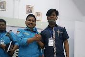 Osis PPUW Beri Ucapan Selamat Kepada Ketua DPD KNPI Sidrap Terpilih