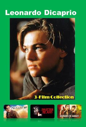 Leonardo Dicaprio MOVIES Vol 199 DVD HD Dual Latino 5.1 + Sub