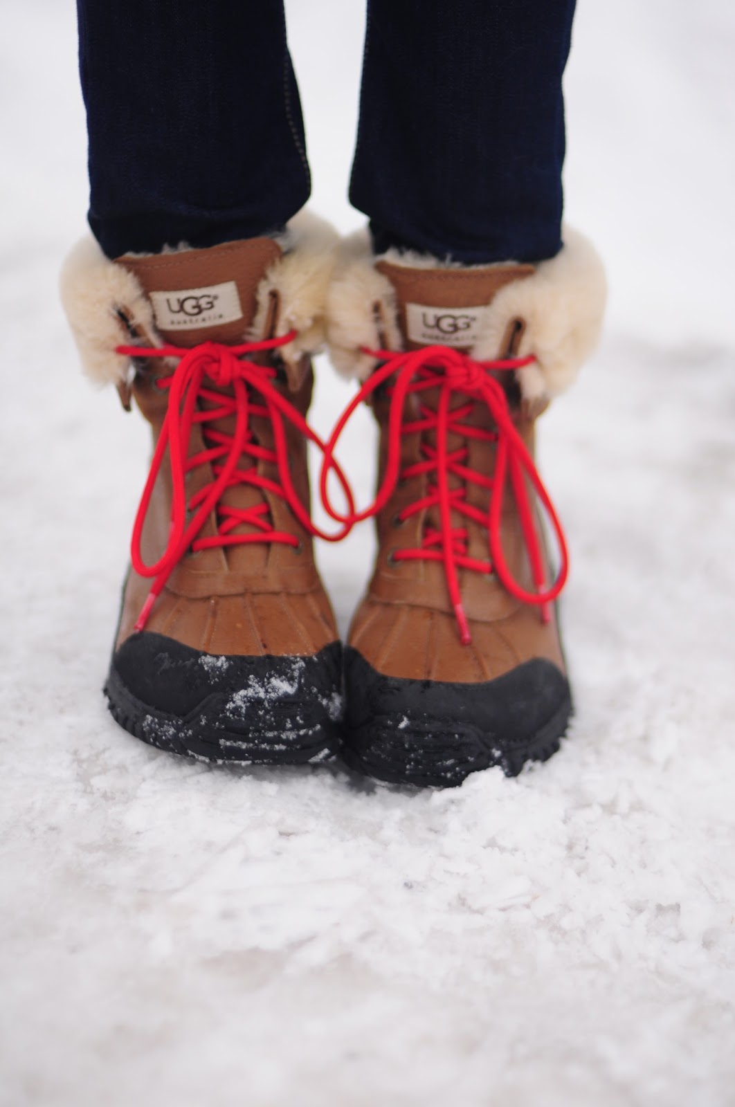 Ugg Snow Boots The Adirondack Boot Thread Ethic