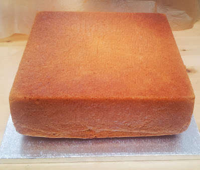 Madeira Cake Recipe For  Inch Square Tin