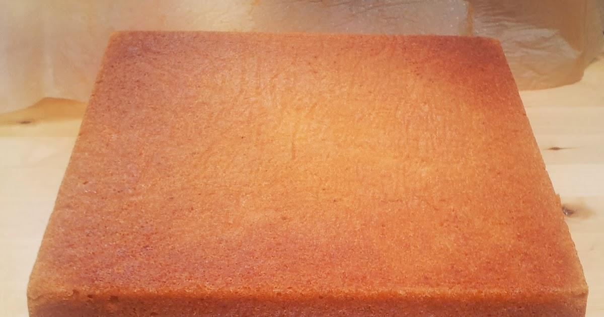 Madeira Cake Recipe For  Inch Square Tin