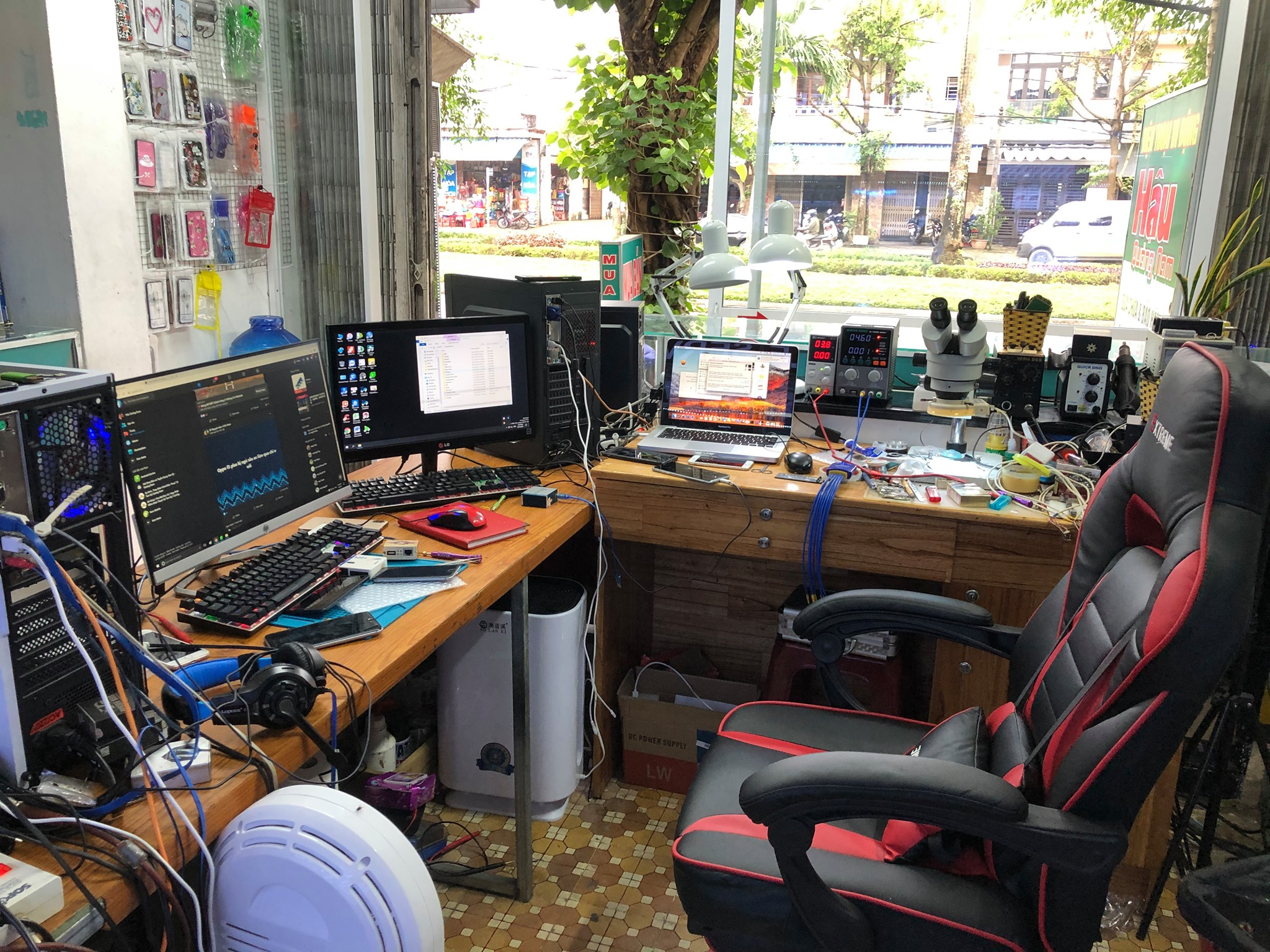 Sửa chữa điện thoại chuyên nghiệp tại Tam Kỳ - Quảng Nam