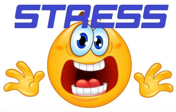 STRESS itu?