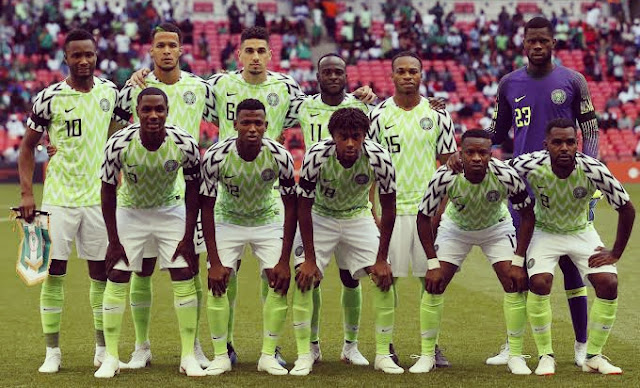AFCON: Gernot Rohr, 19 Super Eagles Players Uncertain For Sierra Leone Match