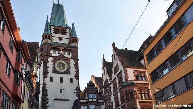 Martinstor (Friburgo de Brisgovia, Alemania)