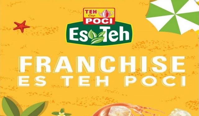 franchise Minuman Teh Poci
