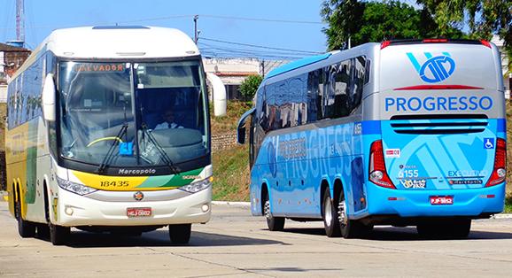 Cresce interesse por viagens de ônibus, diz estudo