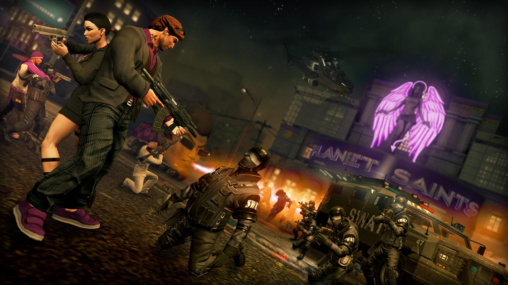 saints row 3 cracked dlc