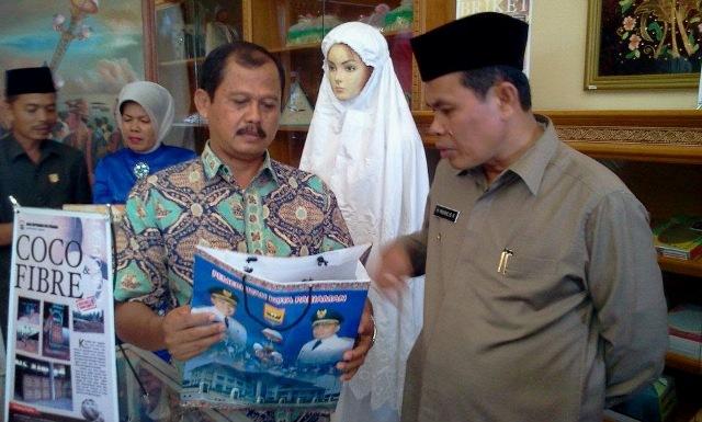 Pilkada Kota Pariaman 2018, H. Bagindo Jamahor Akan Maju Menjadi Wakil Walikota Pariaman