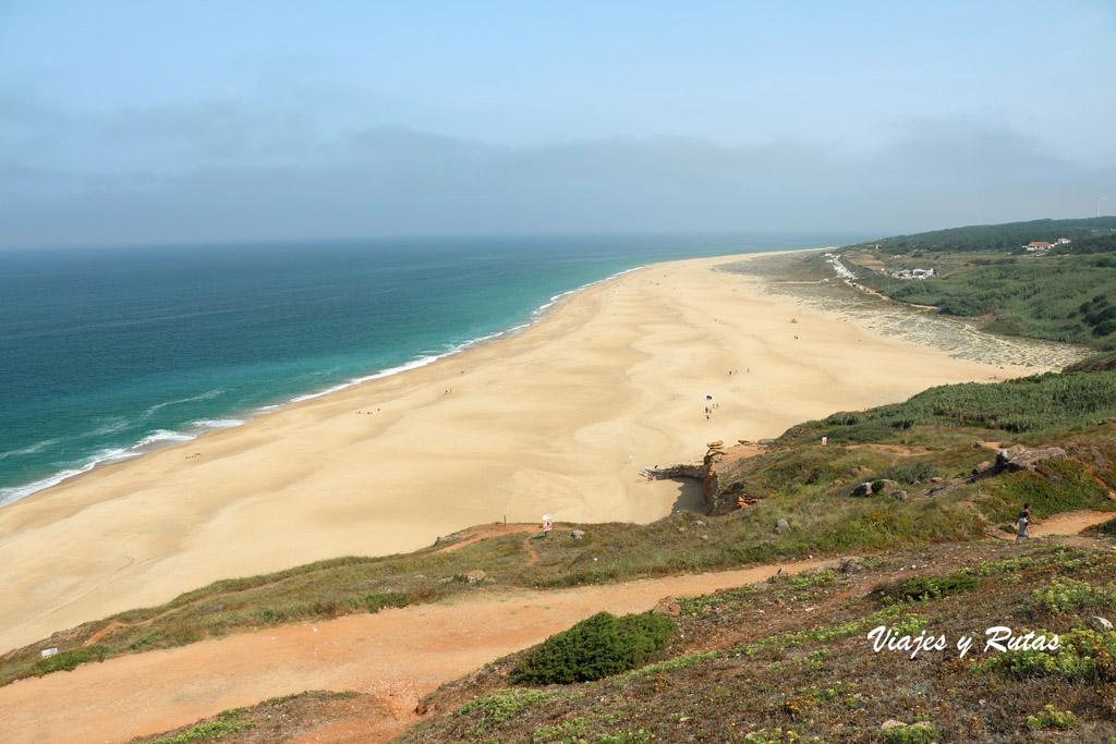 Playa del norte, Nazare