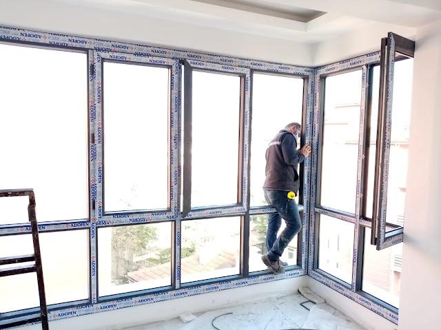 PVC Pencere İşleri nasıl yapılır
