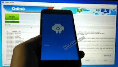 Download Odin dan Samsung USB Driver