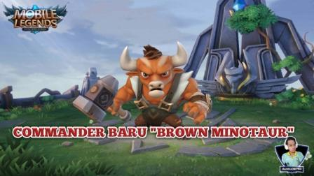 Commander Baru Brown Magic Chess