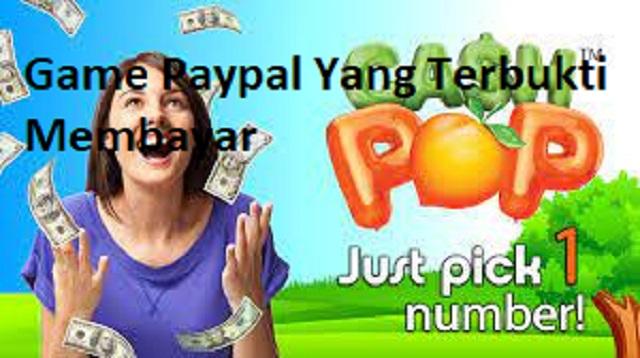 Game Paypal Yang Terbukti Membayar