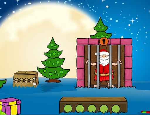 Great Santa Claus Escape