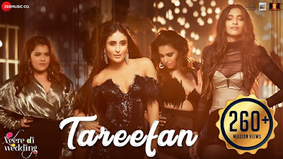 Tareefan Song Lyrics Translation Meaning