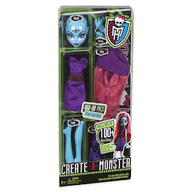 MH Create-a-Monster Three-Eyed Ghoul Doll