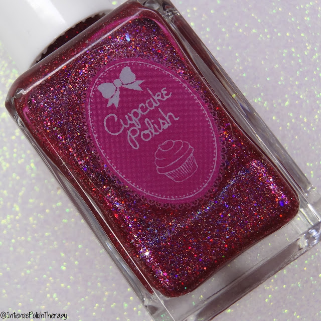 Cupcake Polish Thankful For Love