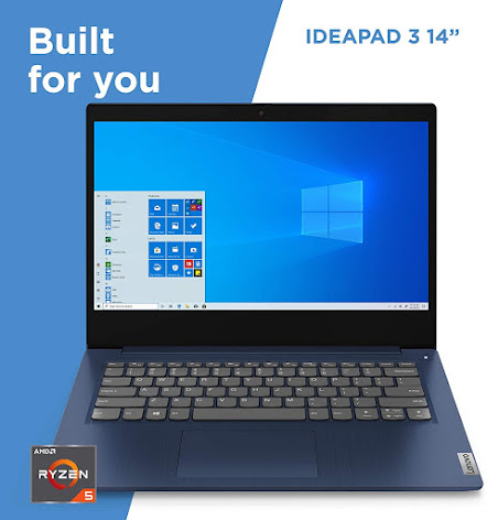 Affordable Everyday Laptop - Lenovo IdeaPad 3 81W0003QUS