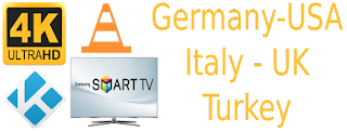 Germany Sky Select UK ESPN USA ITALY Premium Turkey