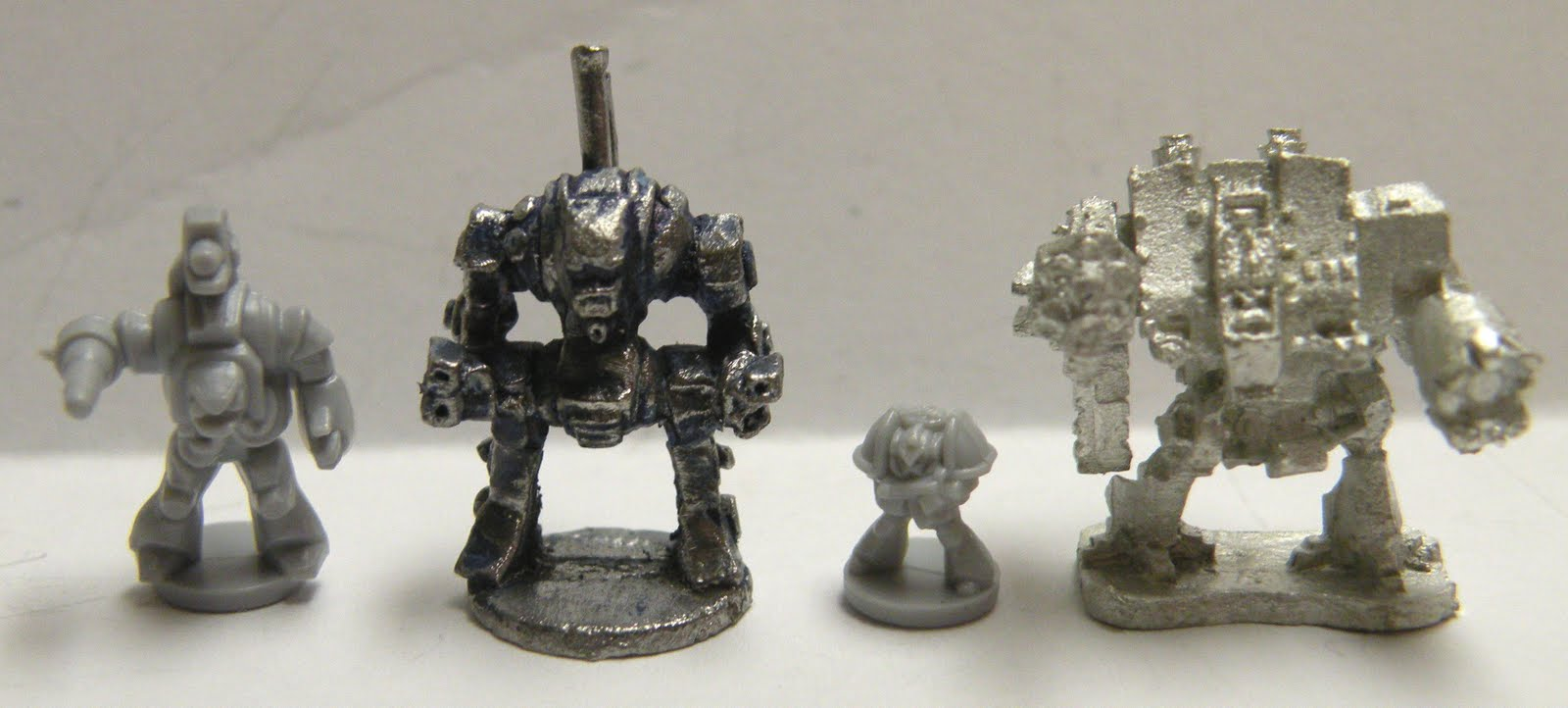Epic Scale Space Marine Model Guide | Wargaming Hub