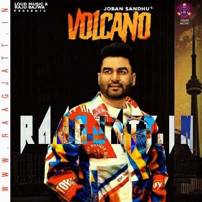 Volcano by Joban Sandhu lyrics