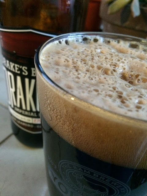Drakes Brewing Drakonic Imperial Stout 2