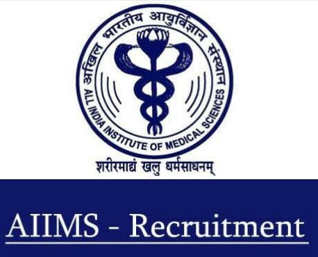 Junior Medical Officer Job in AIIMS, Bhopal