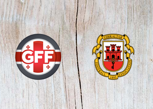 Georgia vs Gibraltar - Highlights 7 June 2019