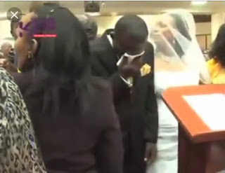 Parents Send Over 30 Soldiers to Beat up Wedding Guests
