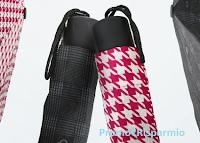 Logo Particolari ''Glam sotto la pioggia'': vinci gratis una coppia di ombrelli