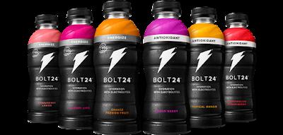 Bolt24 Bolt 24 Gatorade Bottle Bottles