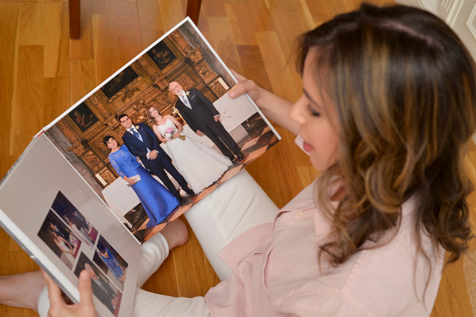 Our Wedding Album With Snappybook