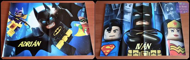 Mantel Lego Batman