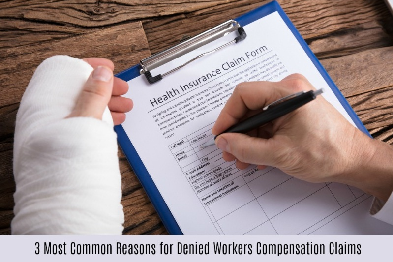Image result for Common Reasons for Denial of Workers Compensation Claims