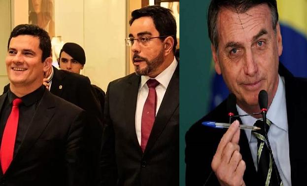 """Com uma canetada só; """"Moro vai para o STF e Marcelo Bretas ministro da Justiça"""""""