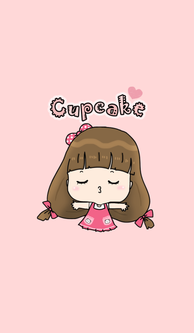 Cupcake love love