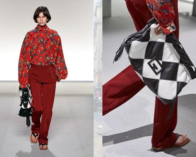 Коллекция Givenchy весна-лето 2020 4