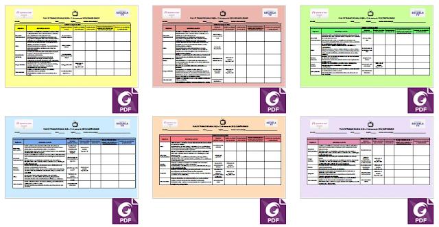 Elementos para la Planeación - Aprende En Casa SEP - Aprendizajes Esperados