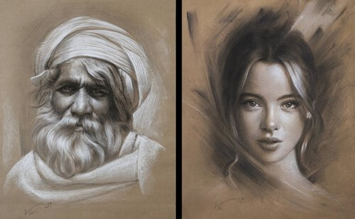 00-Charcoal-Drawing-Mohammad-Neghabi-www-designstack-co