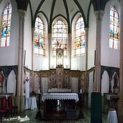 Igreja de Nossa Senhora dos Homens, Santuário do Caraça, Serra do Caraça, Estrada Real, Caminho dos Diamantes