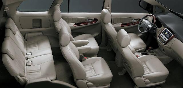 Tham khảo xe Innova 2015 của nhà sản xuất Toyota