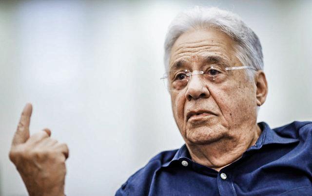 FHC afirma que apoiará Ciro contra Lula ou Bolsonaro