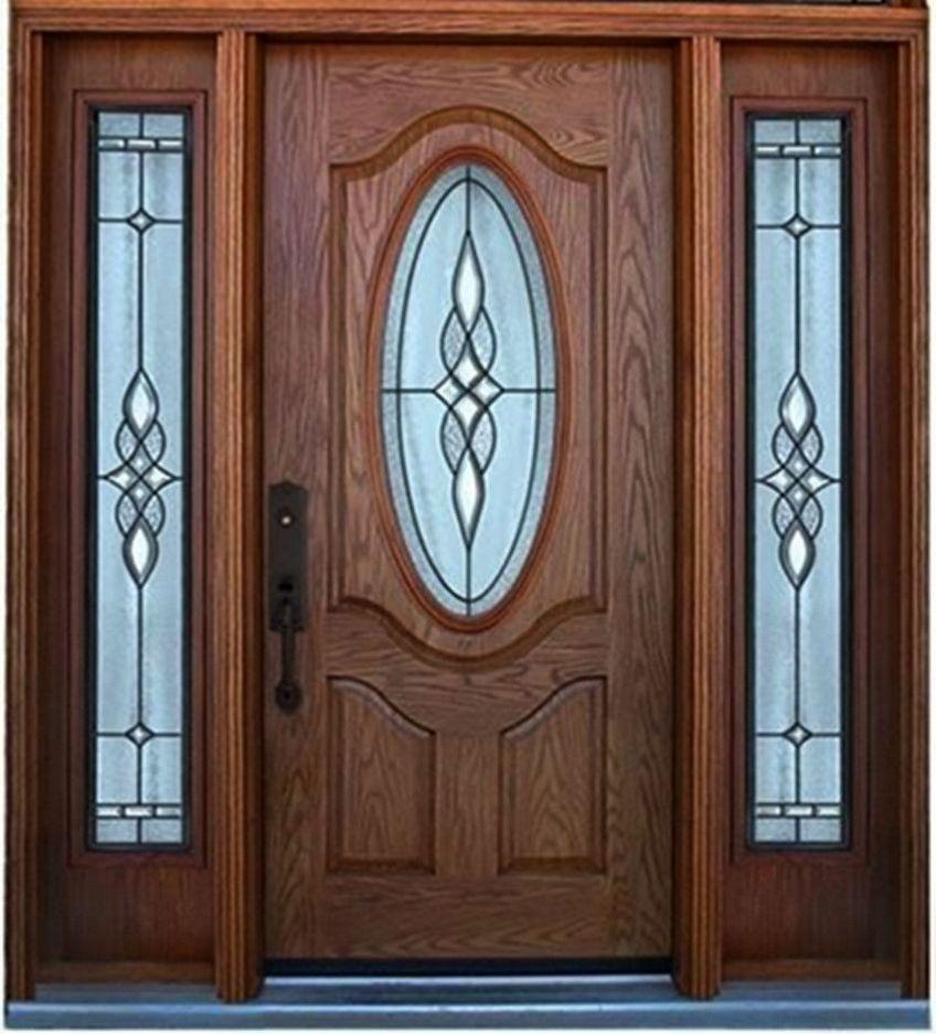 pintu double minimalis 4