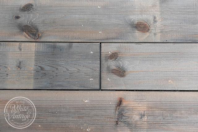 Vorvergraute Terrassendielen für Holzterrasse selbst verlegen.